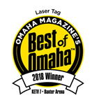 Best of Omaha 2018 Laser Tag
