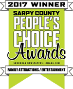 Sarpy County People's Choice Awards 2017 Winner Family Attractions and Entertainment